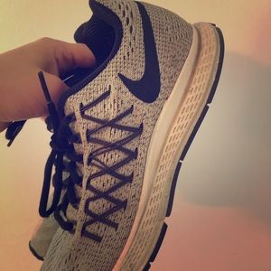 Nike sneakers used size 6